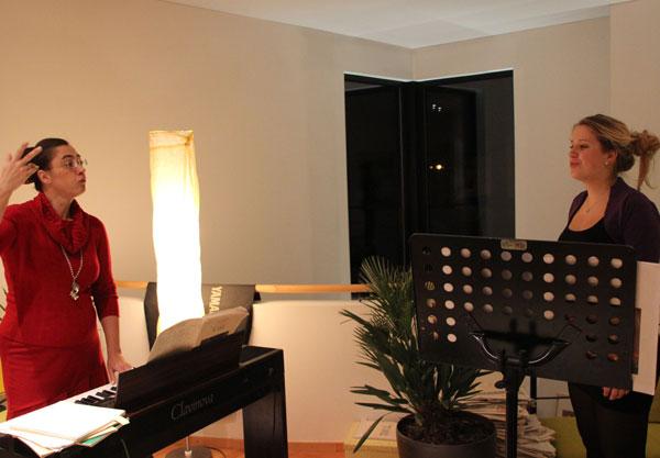 Gesangstudio ILONA NYMOEN // Sopran