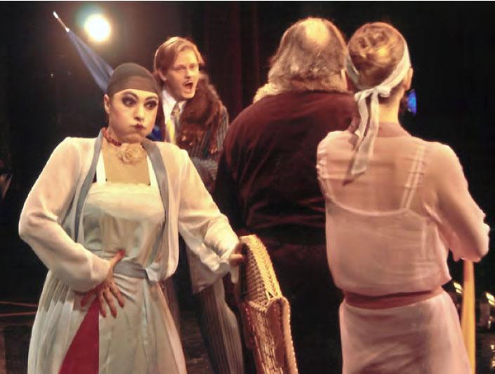Ilona Nymoen - Szenenfoto