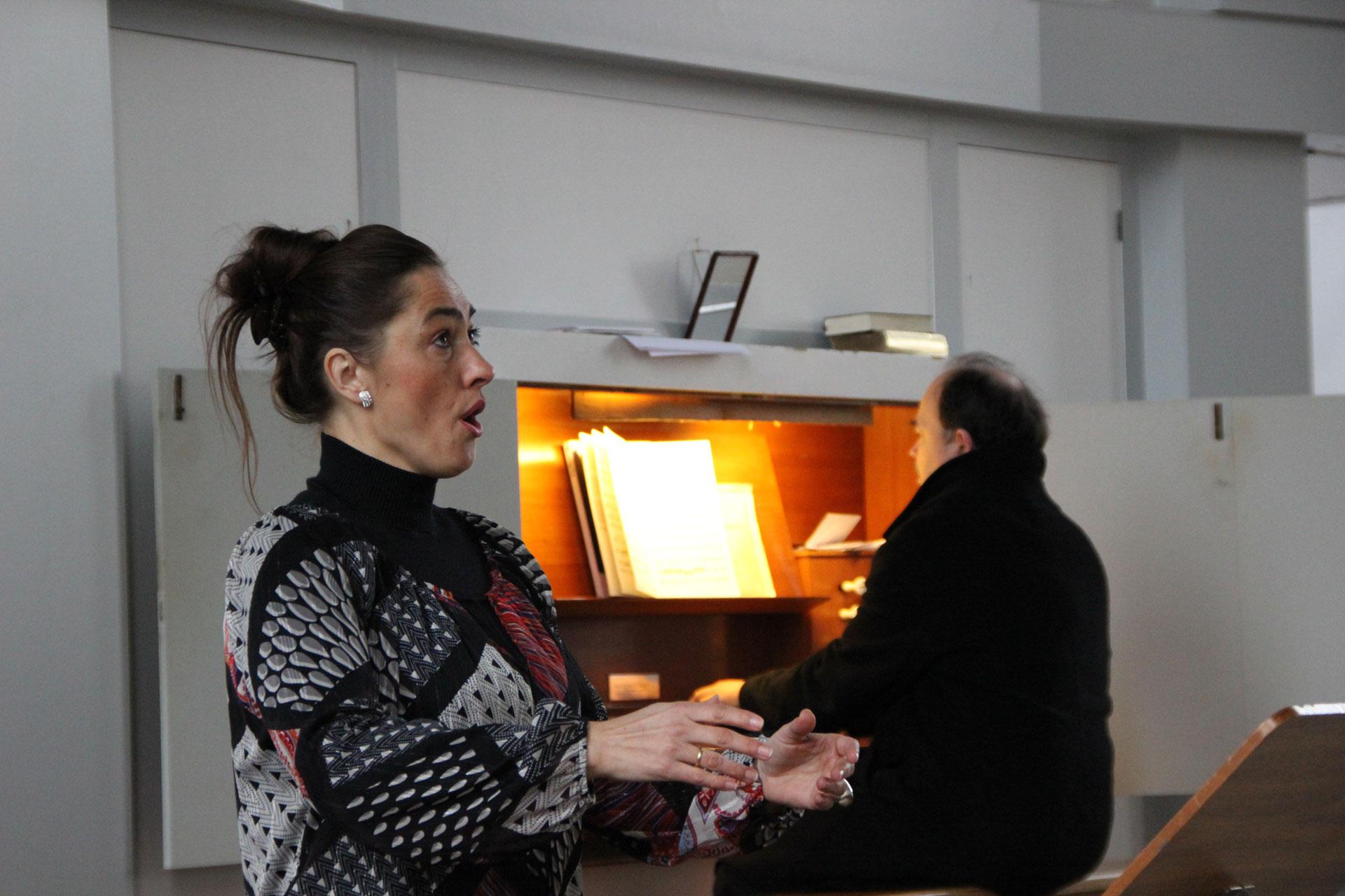Ilona Nymoen // Szenenfoto