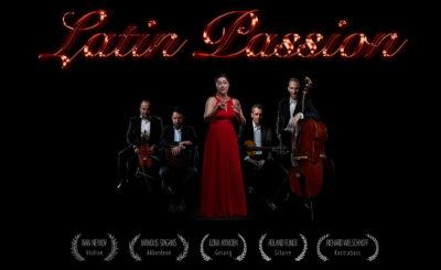 Latin Passion mit Ilona Nymoen