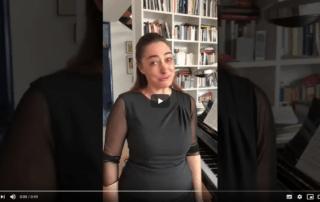 Oper live am Bildschirm